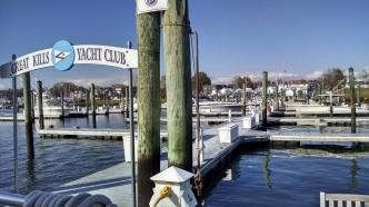 Great Kills Yacht Club Layover