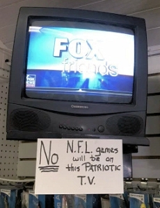 Patriotic tv