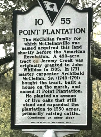 Mclealand plantation sign2