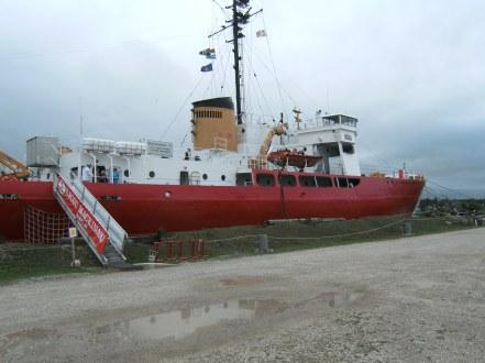 Mackinaw Icebreaker