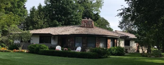 Mushroom House, Charlevoix, MI