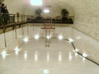 Biltmore Estate-Indoor Swimming Pool