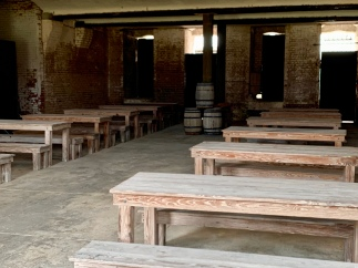 A Soldier's life-Fort Zachary Taylor