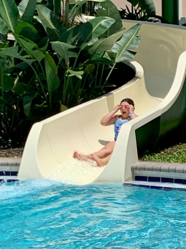 Water Slide fun