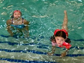 Hammock Dunes indoor pool