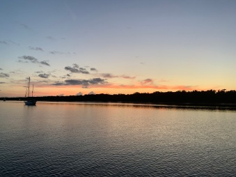 Sunset-Cumberland Island